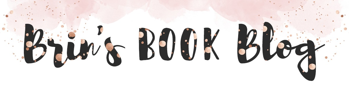 Brin's Book Blog