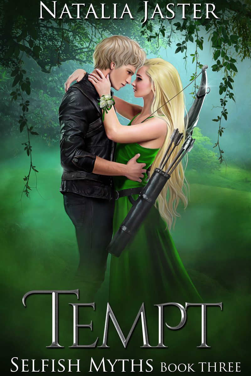 Cover Reveal: Tempt by Natalia Jaster