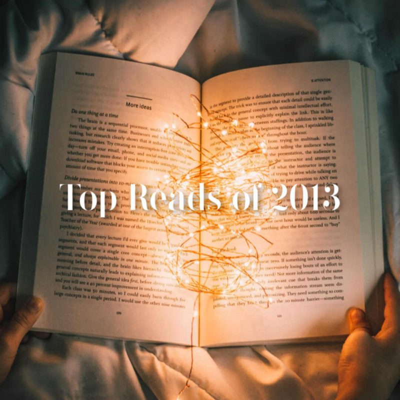 Top Reads of 2013
