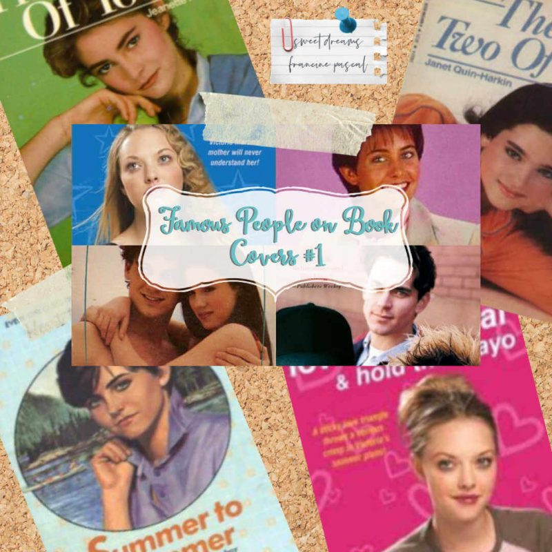 Famous People on Book Covers #1