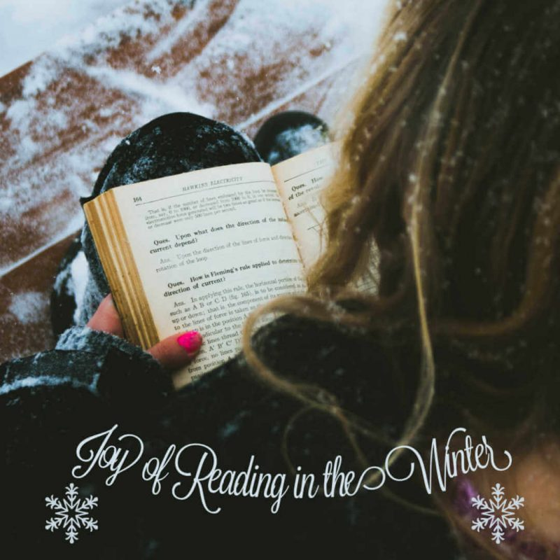 Joy of Reading in the Winter