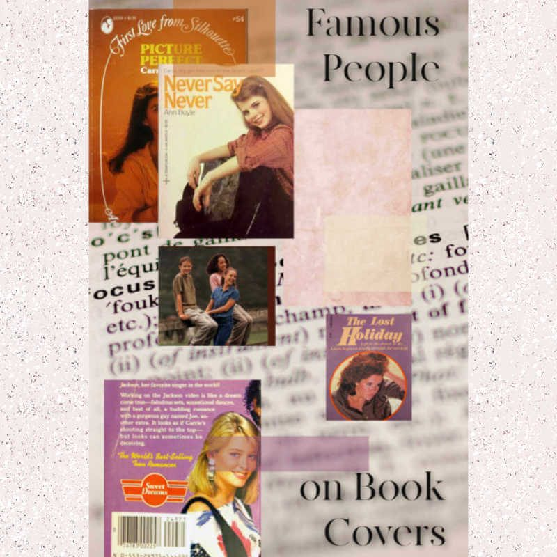 Famous People on Book Covers #2