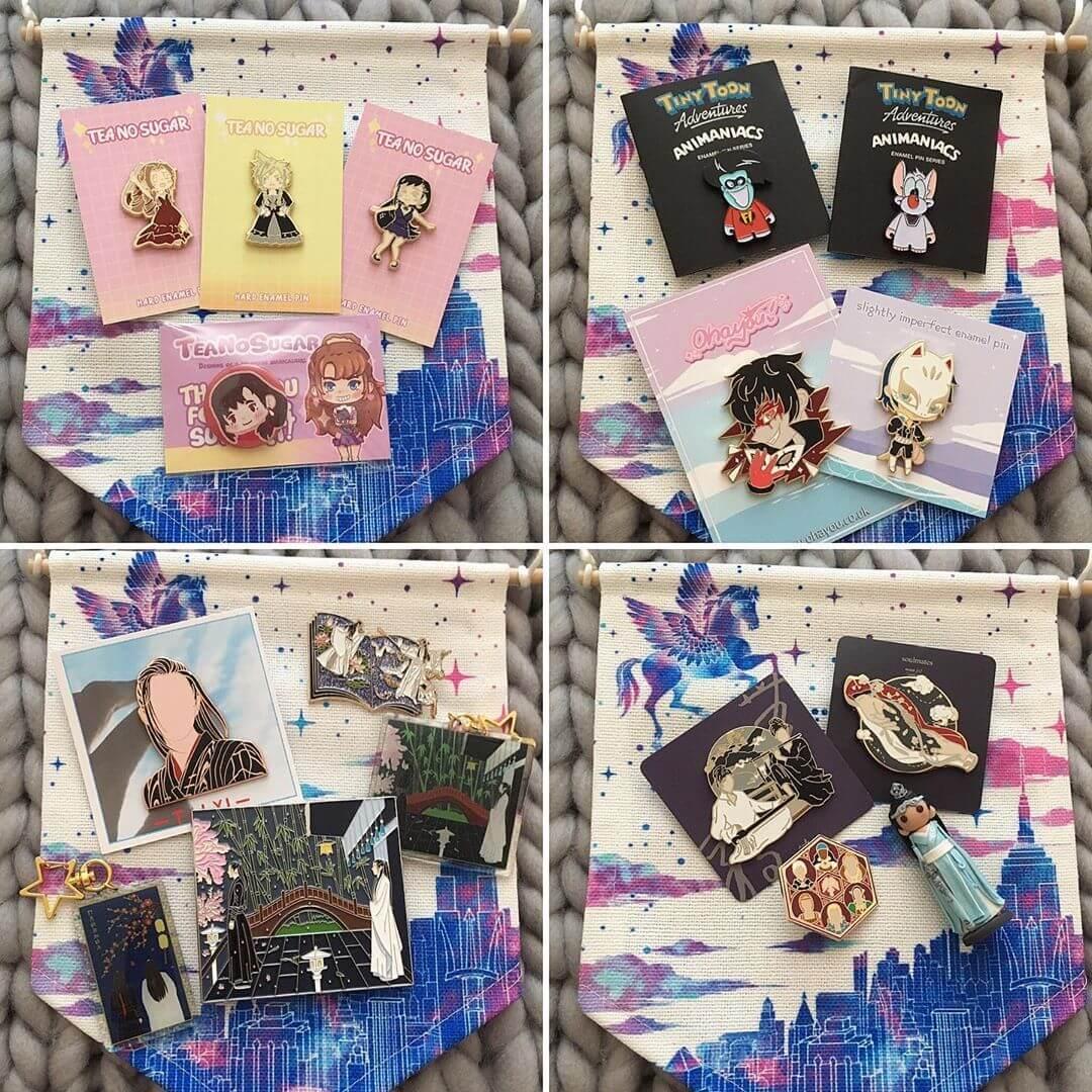 bookish merchandise