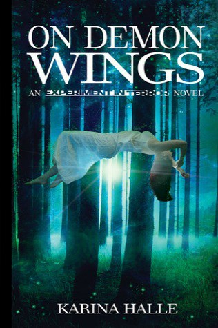 On Demon Wings by Karina Halle