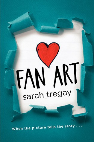 Review: Fan Art by Sarah Tregay