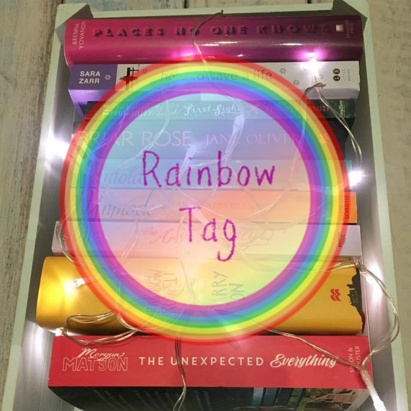 The Rainbow Tag: I Can Sing a Rainbow…