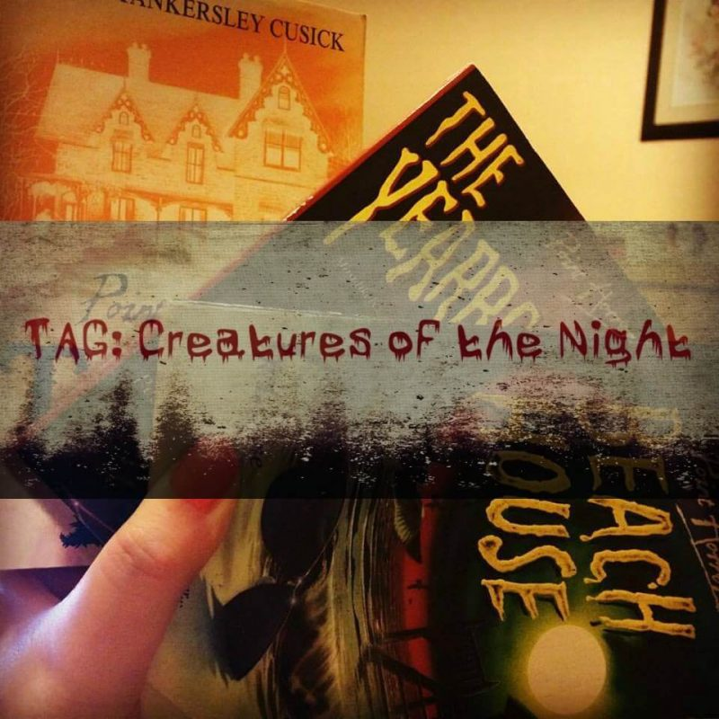 Creatures of the Night Tag