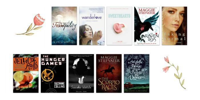 ten books