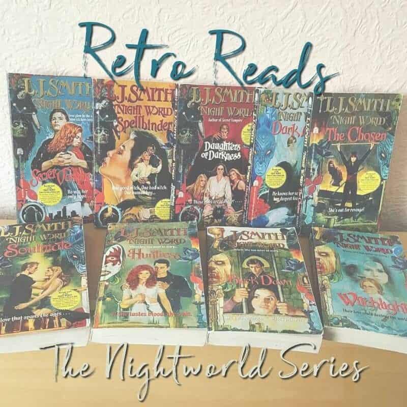 Night World series
