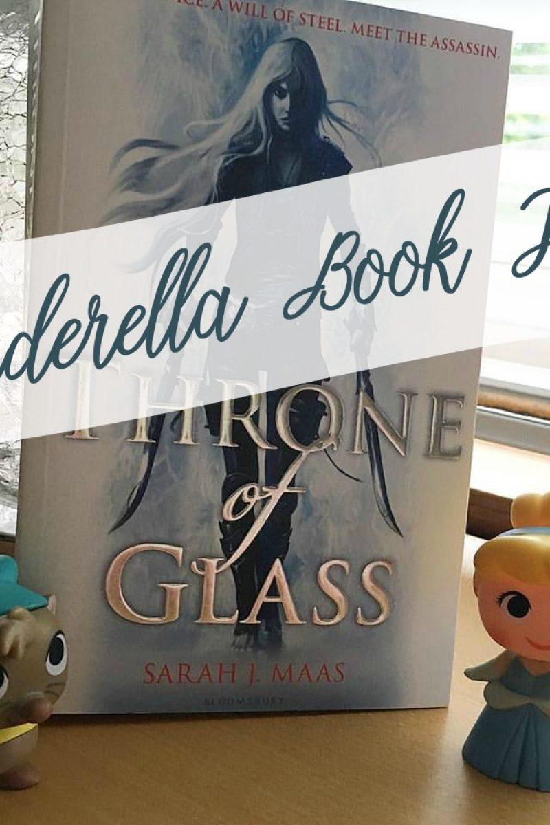 The Cinderella Book Tag