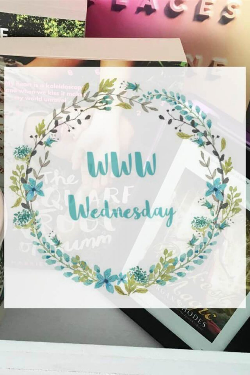 WWW Wednesday #34