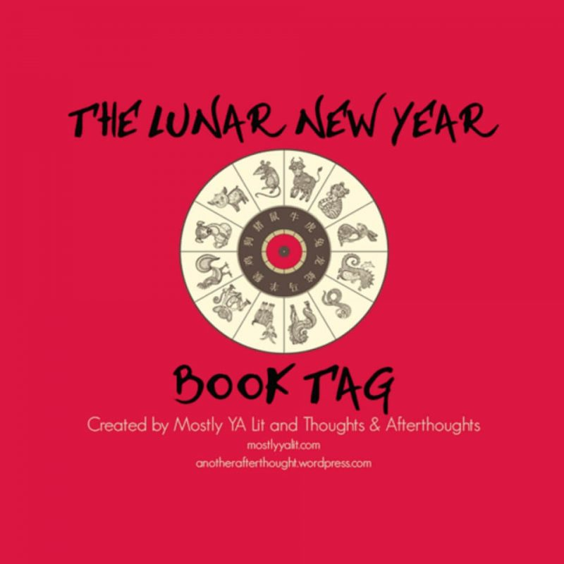 Lunar New Year Book Tag
