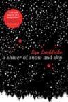 a shiver of snow and sky lisa lueddecke cover art book haul