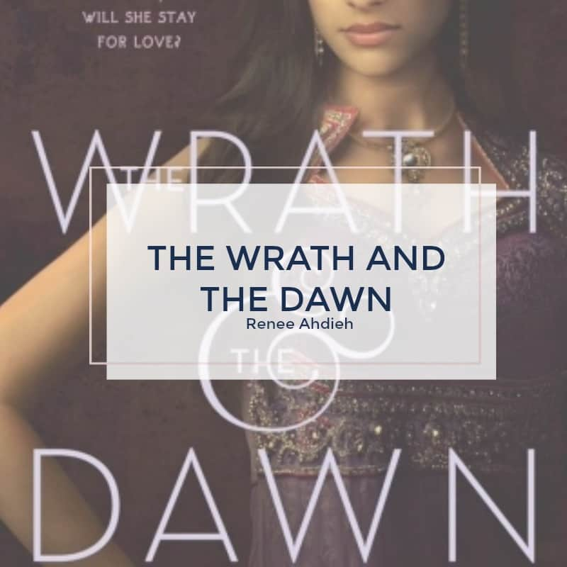 the wrath and the dawn unique title