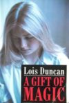 a gift of magic lois duncan cover art book haul
