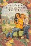 a summer to die lois lowry cover art book haul