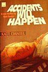 accidents will happen kate daniel cover art book haul