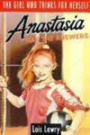 anastasia has the answers lois lowry cover art book haul