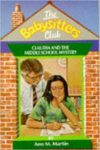 claudia and the middle school mystery ann m martin cover art book haul