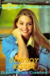 coyboy kisses dian michele crawford cover art book haul