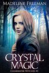 crystal magic madeline freeman cover art book haul