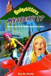 dawn and the halloween mystery ann m martin cover art book haul