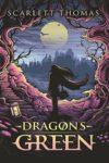 dragon's green scarlett thomas cover art book haul