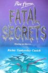 fatal secrets richie tankersley cusick covert art book haul