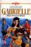 gabrielle mary francis shura cover art book haul