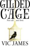 gilded cage vic james cover art book haul