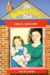 hello, mallory ann m martin cover art book haul