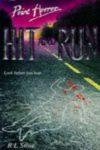 hit and run r l stine cover art book haul