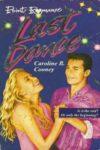 last dance caroline b cooney cover art book haul