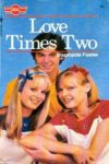 love times two stephanie foster cover art book haul