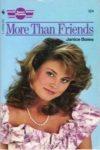 more than friends janice boies cover art book haul
