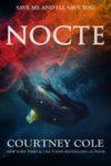 nocte courtney cole cover art book haul