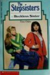 reckless sister tina oaks cover art book haul