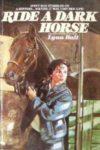 ride a dark horse lynn hall cover art book haul