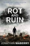 rot and ruin jonathan maberry cover art book haul