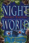 secret vampire l j smith cover art book haul