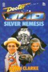 silver nemesis kevin clarke cover art book haul