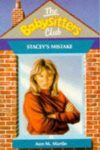 stacey's mistake ann m martin cover art book haul