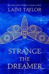 strange the dreamer laini taylor cover art book haul