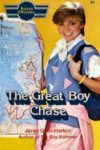 the great boy chase janet quin-harkin cover art book haul