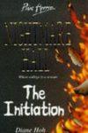 the initiation diane hoh cover art book haul