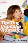 the ten cupcake romance m l kennedy cover art book haul