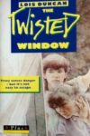 the twisted window lois duncan cover art book haul