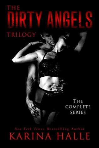 dirty angels trilogy cover art break