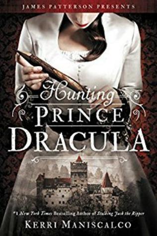 hunting prince dracula cover art christmas haul