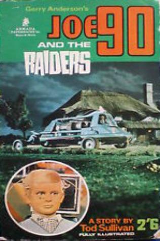 joe 90 and the raiders cover art christmas haul